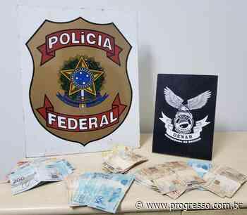 Policias Federal e Civil deflagram Operação Ouro Branco em Corumbá - O Progresso - Dourados