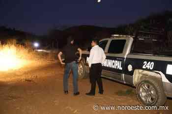 Encuentran cuerpo en descomposición cerca de la invasión Paraiso, ubicada al norte de Mazatlán - Noroeste