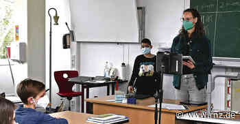 Eppelheim: Ein Lehrer für zwei Klassenzimmer - Rhein-Neckar Zeitung
