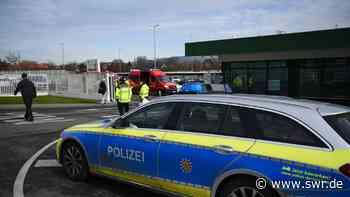 Nach Explosion bei Wild-Werken in Eppelheim - SWR