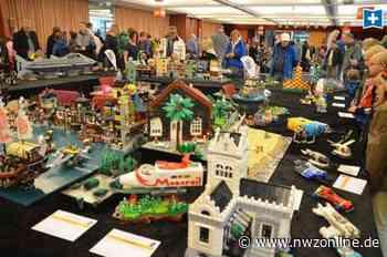 """Lego-Ausstellung in Bad Zwischenahn: """"Bricks am Meer"""" kommt wieder in die Wandelhalle - Nordwest-Zeitung"""