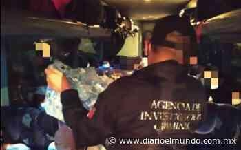 Rescatan a 38 indocumentados en Cosamaloapan - Diario El Mundo de Córdoba