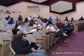 Temas de impacto en Asamblea del Poder Popular de Santa Clara (+Fotos y Audio) - Radio CMHW
