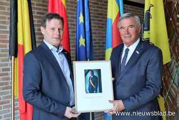 Hendrik Verkest officieel ereburgemeester van Wingene