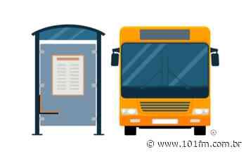 Jaboticabal retoma o transporte público e já tem ônibus circulando nesta segunda-feira, 31 de maio - Rádio 101FM