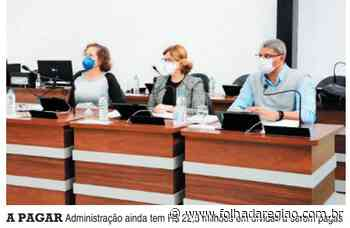 Birigui quita R$ 35 milhões de restos a pagar no 1º quadrimestre - Folha da Região