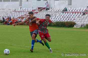 4 de Julho de Piripiri empata com Fluminense-PI em amistoso antes da Copa do Brasil - Piauí Hoje