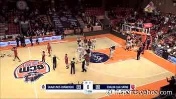 Basket - Jeep Elite : Le résumé de Gravelines-Dunkerque - Chalon-sur-Saone - Yahoo Sport