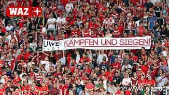 Mit dem RWE-Spiel gegen Lotte war die Seele zurück - Westdeutsche Allgemeine Zeitung