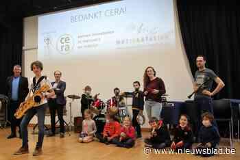 Sint-Jorisfanfare krijgt 2.000 euro projectsubsidie