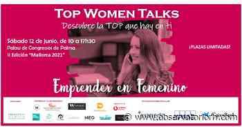 12 de junio. Top Women Talks, en el Palau de Congressos de Palma - ORH - ORH Observatorio de Recursos Humanos