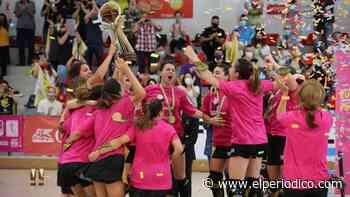 El Palau, campeón de Europa femenino de hockey sobre patines - El Periódico