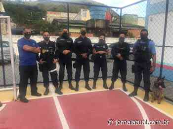 Guarda Municipal de Mangaratiba capacita agentes de Seropédica - Jornal Atual