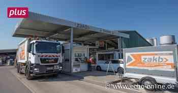ZAKB baut in Heppenheim an - Echo Online