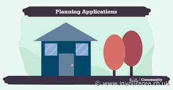 Planning applications submitted to East Riding Of Yorkshire Council week beginning May 31 - In Your Area
