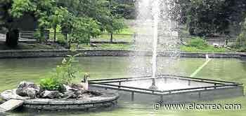 Regreso al estanque dorado de Doña Casilda - El Correo