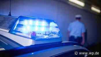 Unbekannte lösen in Schmallenberg Radmuttern an Auto - Westfalenpost