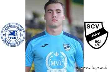Daniel Saibert kommt von der U21 des SC Verl zum FC Remscheid - FuPa - das Fußballportal
