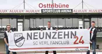 """Neuer SC-Verl-Fanclub """"Neunzehn 24"""" sehnt sich nach Rückkehr ins Stadion - Neue Westfälische"""