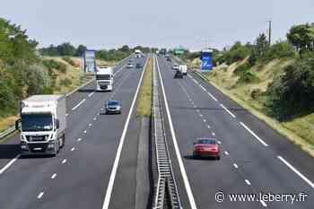 Vierzon Sologne Berry voudrait que l'A71 soit gratuite pour les camions entre Vierzon-Centre et Vierzon-Est - Le Berry Républicain