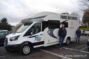 France services : un guichet unique itinérant pour effectuer ses démarches - Le Berry Républicain