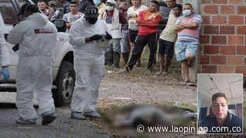 Mataron a 'Cucú' en Puerto Santander | Noticias de Norte de Santander, Colombia y el mundo - La Opinión Cúcuta
