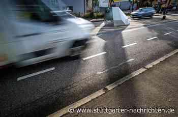 Mit 119 Sachen durchs Stadtgebiet - Fellbach rüstet bei Radarfallen auf - Stuttgarter Nachrichten