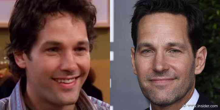 'Friends' reunion: Paul Rudd's absence explained by director - Insider