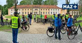 Entdeckertag auf zwei Rädern: Von Wustermark aus ins Havelland - Märkische Allgemeine Zeitung