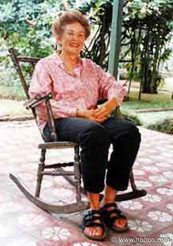 Dama en la arboleda - La Nación Costa Rica