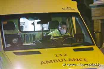 Zeventigjarige op scootmobiel gewond bij ongeval in Wijchmaal