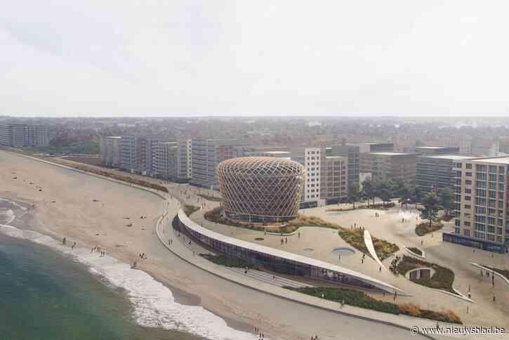 Nieuw casino Middelkerke stap dichter bij realisatie, al zal het paar miljoen meer kosten dan gepland
