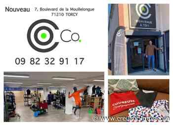 TORCY : «Co.», le magasin multimarque de textiles, de matériels et accessoires sportifs s'adresse également aux clubs sportifs - Creusot-infos.com