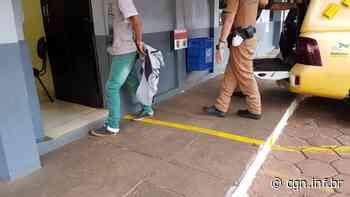 Devendo pensão alimentícia, homem é preso pela PM no Bairro Santos Dumont - CGN