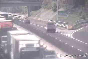 Incidente in A1, camion perde il carico tra Scandicci e Impruneta: 9 km di coda - gonews
