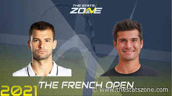 2021 French Open First Round – Grigor Dimitrov vs Marcos Giron Preview & Prediction - The Stats Zone