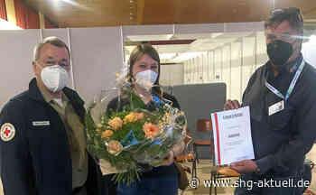 66.666 Corona-Impfungen in der Festhalle Stadthagen verabreicht - SHG-Aktuell.de