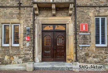 Stadthagen: Tourist-Info öffnet wieder - SHG-Aktuell.de