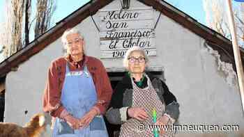 La obra más esperada en el histórico molino de El Cholar - LM Neuquén