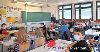 Bisttalschule Wadgassen startet wieder in Präsenz nach Lockdown Kreis - Saarbrücker Zeitung