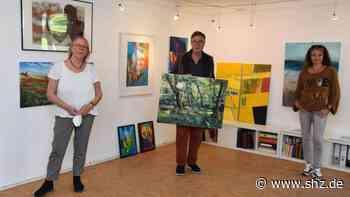 Eutin: Kunstkreis lädt ein zur Gemeinschaftsausstellung im Tischbein-Gartenhaus   shz.de - shz.de