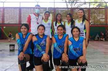 Voleibol menor se activó en Sanare - La Prensa de Lara