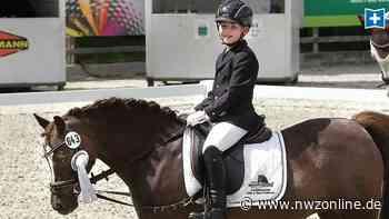 Pferdesport: Dressurturnier bringt Reiter zum Strahlen - Nordwest-Zeitung