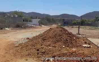 Más de 20 años sin drenaje en Lomas de Cristo Rey - El Sol de Mazatlán