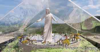 Toma forma el Cristo de la Paz, el más grande de México - Imagen de Zacatecas, el periódico de los zacatecanos