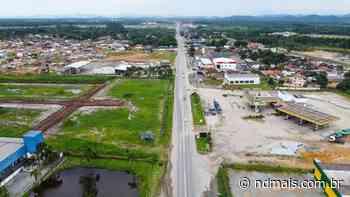 Trânsito será desviado por conta de obras na BR-280, em Araquari - ND Mais