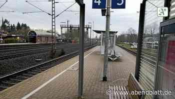 Am Bahnhof Schwarzenbek geht es nicht recht voran - Hamburger Abendblatt