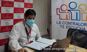 Ciudadanos alertaron sobre obras paralizadas y mala calidad de trabajos en Talara - El Regional