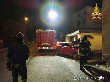 Schianto contro un muro a Spirano, 24enne in ospedale - Prima Treviglio