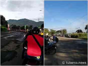"""Las quejas en Yumbo y Villagorgona, en los bloqueos """"establecieron horarios y no los están cumpliendo"""" - TuBarco"""